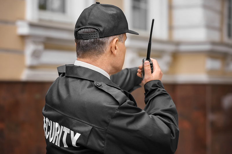 How To Be A Security Guard Uk in Sheffield South Yorkshire
