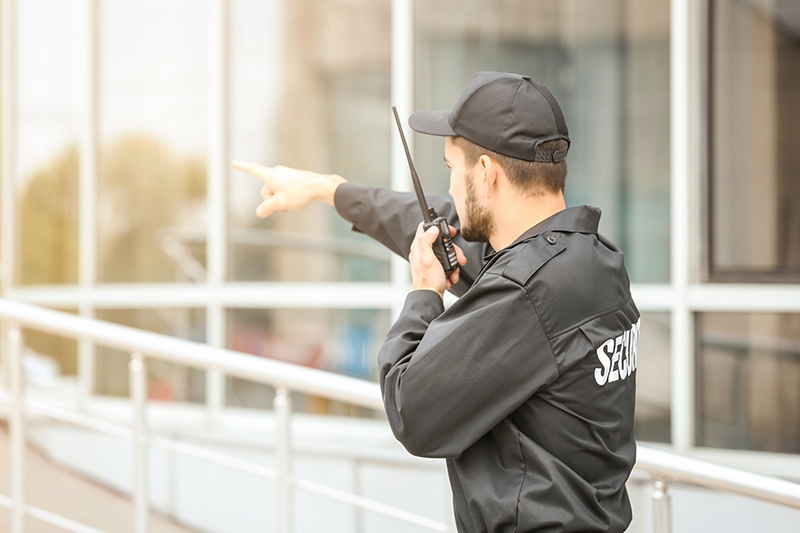 Security Guard Hiring in Sheffield South Yorkshire