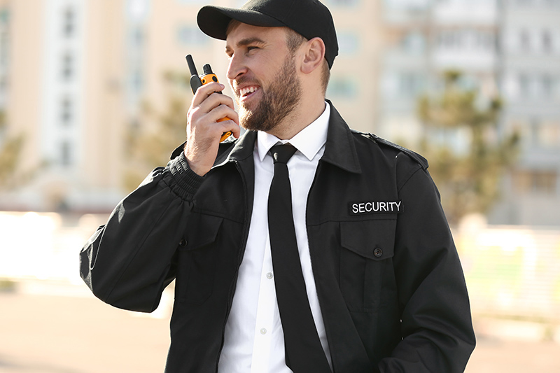 Security Guard Job Description in Sheffield South Yorkshire